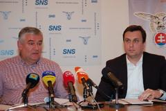 Jána Slotu vylúčili zo SNS