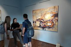 Krídla očami dvanástich umelcov žilinského regiónu