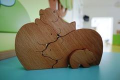To je milé gesto! Žilinčan vyrobil pre deti z nemocnice sadu drevených hračiek