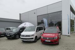 Deň s Volkswagen úžitkovými vozidlami v Galimexe Žilina