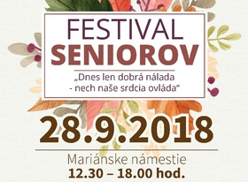 Festival seniorov 2018