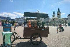 Kaviareň na kolesách vyrazila na cestu. Vieme, kde sa nachádza
