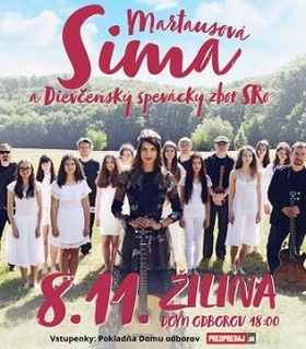 Sima Martausová a Dievčenský spevácky zbor Slovenského rozhlasu