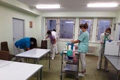 Nemocnica otvorila druhý pandemický pavilón