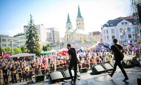 Staromestské slávnosti Žilina 2018