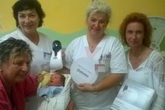 Dych bábätiek strážia nové monitory