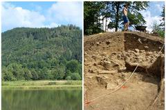 Nadšenci archeológie si v Žiline prišli na svoje! Hradisko Veľký vrch odhalil svoje tajomstvá