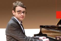 V Dome umenia Fatra sa predstaví 14-ročný talentovaný klavirista