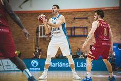 Basketbalista Jakub Petráš: S bratom máme športové gény v krvi