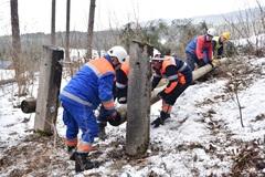 Stredné Slovensko postihlo v roku 2019 osem energetických kalamít