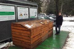 So susedmi vytriedil 1,5 tony bioodpadu