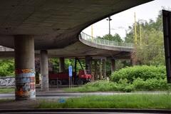 Z Rondla odstránia podpornú konštrukciu: Požiar vydržal bez závažných poškodení