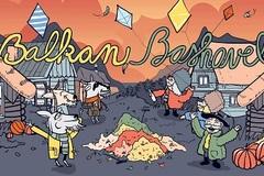 Balkan Bashavel | Žilina