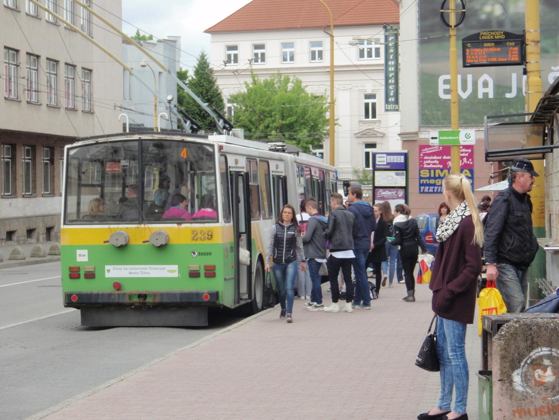 4264ad8dc Mesto chce získať na projekty súvisiace s obnovou MHD európske zdroje,  samospráva by ich financovanie totiž sama neutiahla. Na čerpanie peňazí z  EÚ sa ...