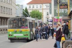Po lete by mali v Žiline jazdiť nové trolejbusy