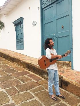 Sebastian Reyes - akustický koncert v Republike