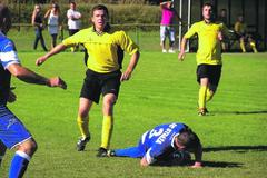 Konečne cez víkend na regionálny a oblastný futbal