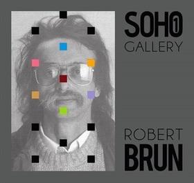 Vernisáž výstavy Robert Brun