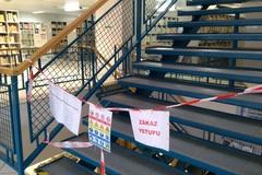 Knižnica zatvorila detské oddelenie. Rekonštruuje