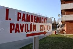 Pandemický pavilón v Žiline otvorený! Aktuálne sú v ňom dvaja pacienti s podozrením na COVID-19