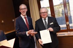 Peter Lazar prebral funkciu nemeckého honorárneho konzula pre regióny Žilina a Banská Bystrica