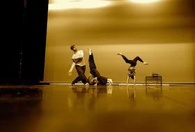 Milan Tomášik & Co.: Fight Bright (súčasný tanec / premiéra)