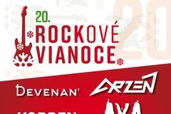 Rockové Vianoce - 20. ročník