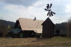 """V Korni bude """"mlieť"""" veterný mlyn"""