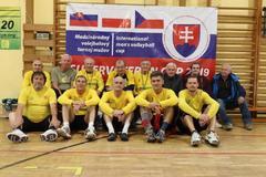 Víťazné ťaženie volejbalových veteránov