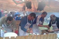 Šampionát vo varení halušiek vyhrala Sieť pred Nededzou