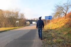 Nový chodník v Strečne bezpečne dovedie ľudí do práce
