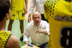 Basketbalové kormidlo opustil tréner Kurilla: Iniciatíva vyšla zo žilinskej strany