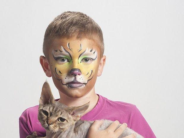 Veľká mačička herec