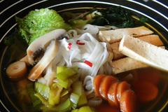 PHO – vietnamská polievka