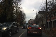 Doprava v Žiline kolabuje