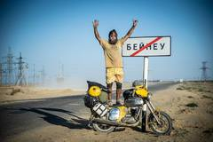 Z Indie až domov s Trabantom po boku