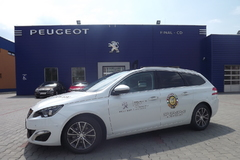 PEUGEOT 308 SW - Auto roka 2014 v kombi verzii