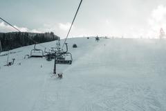V našom najbližšom lyžiarskom stredisku sa už lyžuje