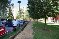 Mesto Žilina začalo srekonštrukciou verejného osvetlenia