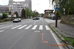 Polícia hľadá svedkov dopravnej nehody: Vodič odišiel z jej miesta