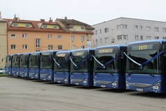 Do rodiny SAD Žilina pribudlo tridsať nových autobusov