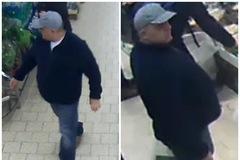Nepoznáte tohto muža? Polícia po ňom pátra v súvislosti s krádežou v Terchovej
