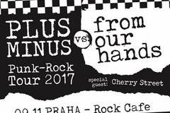 Plus Mínus vs. From Our Hands - Punkrock Tour 2017