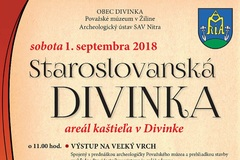 Staroslovanská Divinka 2018