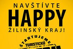 """Žilinský kraj je ,,HAPPY"""" Vychutnajte si skvelý štart letnej turistickej sezóny v Žilinskom kraji"""