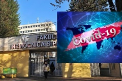 Žilinská nemocnica potvrdila prvého pacienta s koronavírusom, v karanténe je 62 zamestnancov