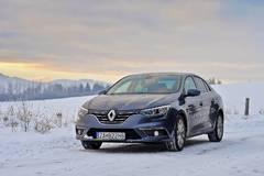 Renault Megane GrandCoupé, Talisman v koži ľudového vozidla