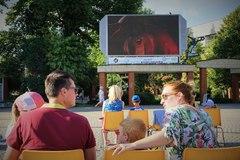 Detské letné kino v centre Žiliny bude opäť premietať