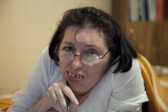Mária Smolková a jej život na vozíku