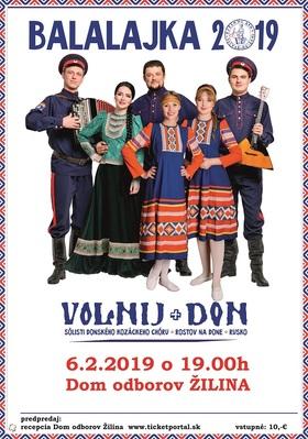 Volnij Don - BALALAJKA 2019